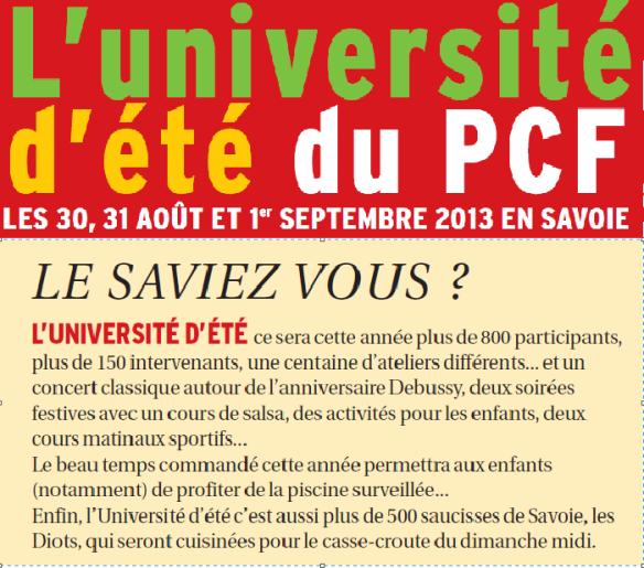 UniversitéPCFsavoie2013