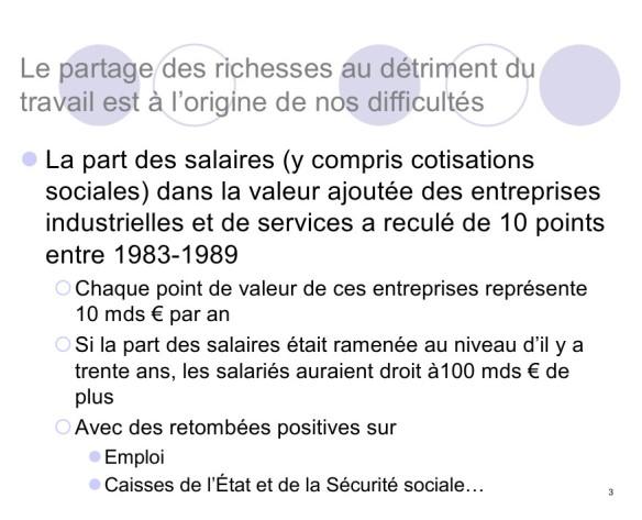 Docu sur le coût du travail par Nasser Mansouri