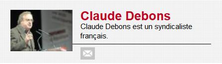 Claude Debon