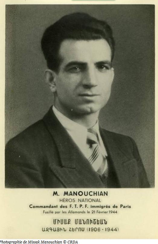 Missak Manouchian