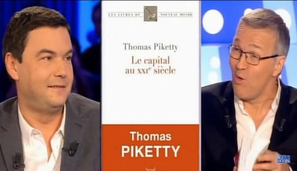 Thomas Piketty - On n'est pas couché 7 février 2015