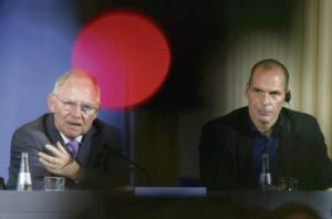 interview de Yanis Varoufakis ex ministre grecque des finances