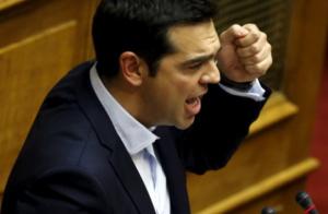 Grèce Tsipras