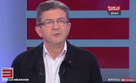 Jean-Luc Mélenchon élections présidentielle et législatives