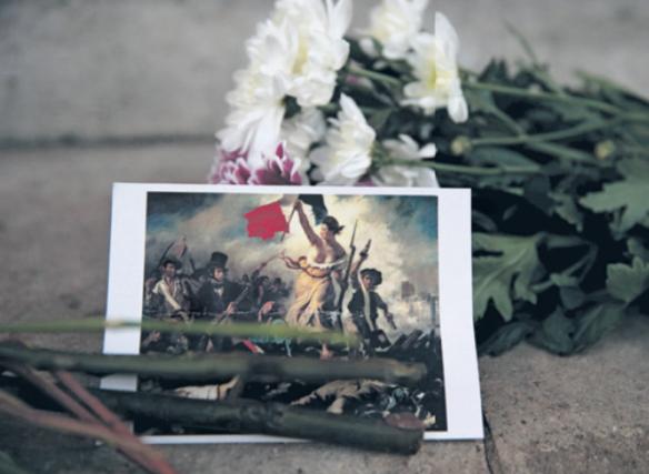 attentas hommage aux victimes