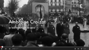 Ambroize Croizat batisseur sécu sécurité sociale