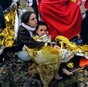 calais réfugiés migrants humanitaire crise sociale