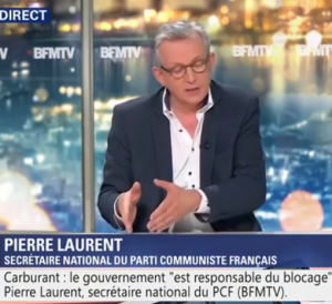 Pierre Laurent BFMTV