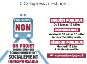 projet Charles de Gaulle Express