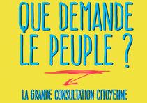 questionnaire de la grande consultation citoyenne