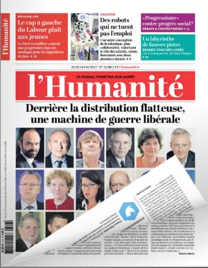 l'humanité nouveau gouvernement mai 2014 élecrions législatives