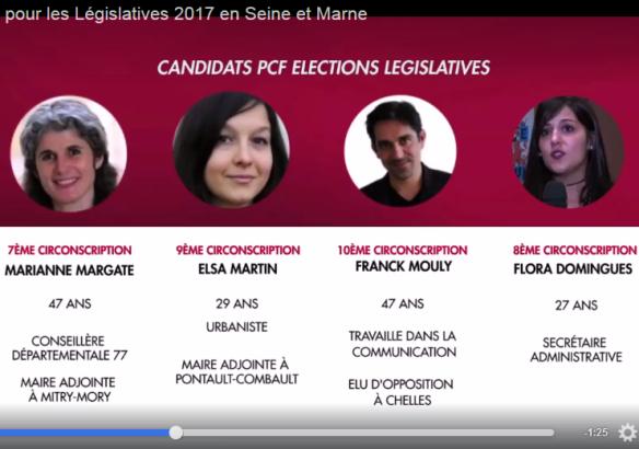législatives 2017 candidat
