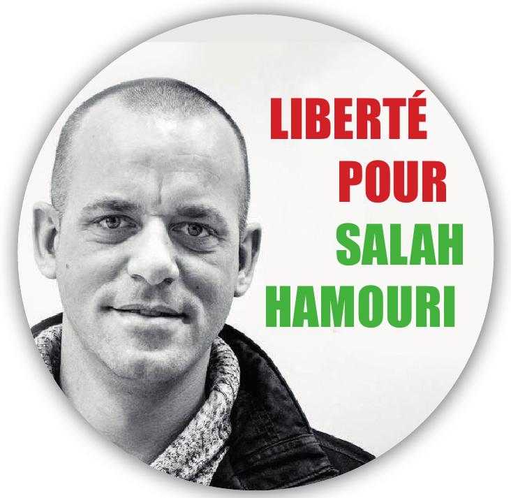 Salah Hamouri  israël palestine