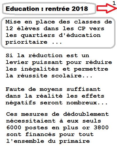 école éducation
