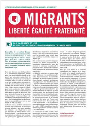 migrant migration sans-papier