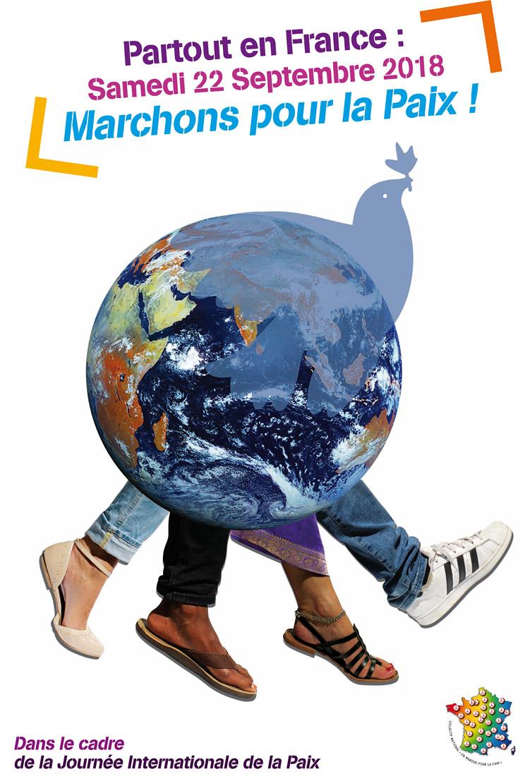 mobilisation marche paix
