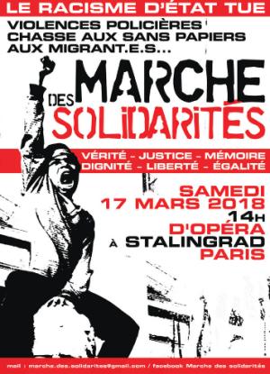 marche solidarités 16 mars