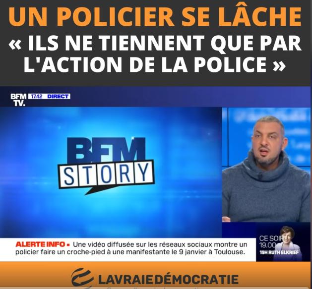 police sécurité répression
