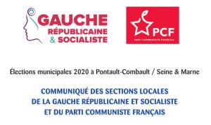Pontault  municipales 2020