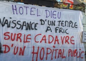 hôpital Hôtel Dieu Val de Grâce