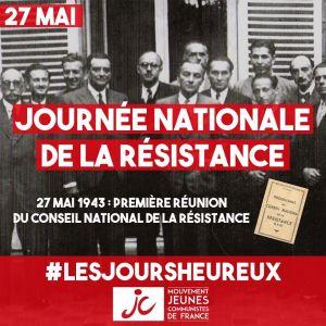 résistance 27 mai