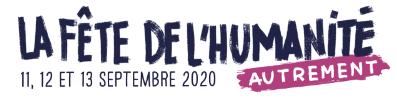 humanité fête 2020