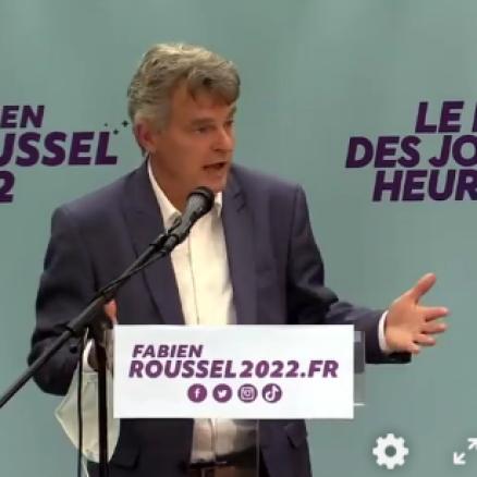 Fabien Roussel élection présidentielle