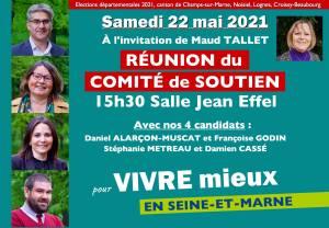 départementales 2021